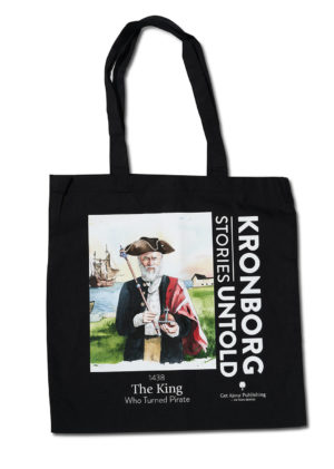 Tote bag – The pirate King